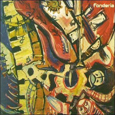 Fonderia (폰데리아) - Fonderia
