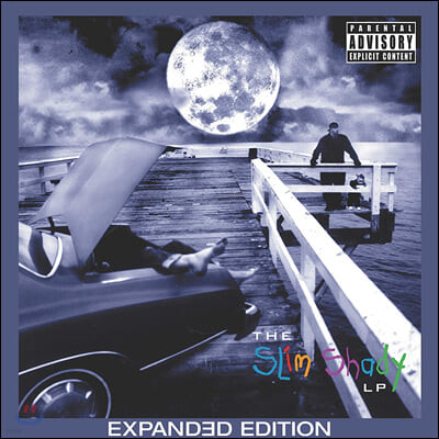 Eminem (에미넴) - 2집 The Slim Shady (Expanded Edition) [3LP]