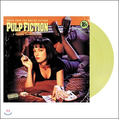 펄프 픽션 영화음악 (Pulp Fiction OST) [옐로우 컬러 LP]