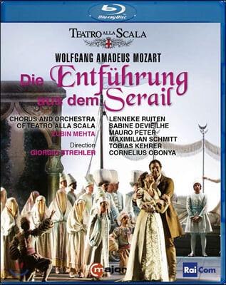 Zubin Mehta 모차르트: 오페라 '후궁으로부터의 탈출' (Mozart: Die Entfuhrung aus dem Serail)