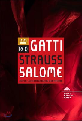 Daniele Gatti 슈트라우스: 오페라 '살로메' (Strauss: Salome)