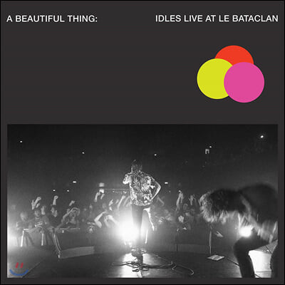 Idles (아이들스) - A Beautiful Thing: IDLES Live at Le Bataclan [네온 핑크 컬러 2LP]