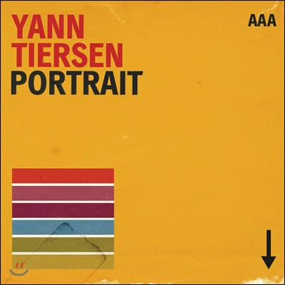 Yann Tiersen (얀 티에르상) - Portrait