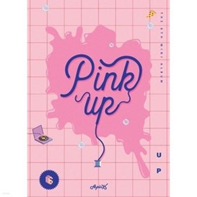 [중고] 에이핑크 (Apink) / Pink Up (The 6th Mini Album/A ver.)