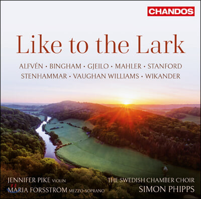 Swedish Chamber Choir 스웨덴 실내 합창단 연주집 (Like to the Lark)