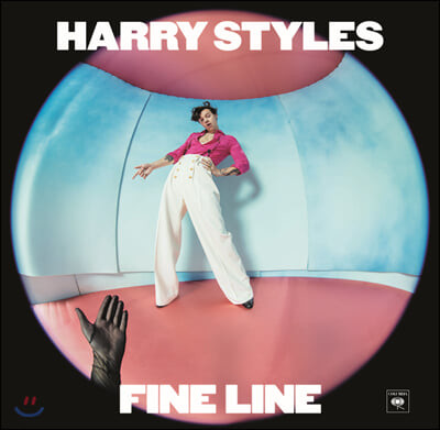 Harry Styles (해리 스타일스) - 2집 Fine Line