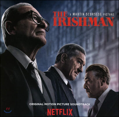 아이리시맨 영화음악 (The Irishman Original Motion Picture Soundtrack)