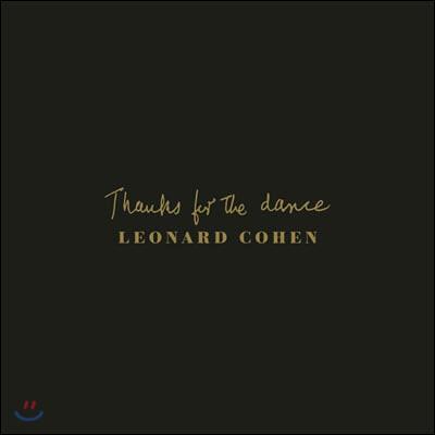 Leonard Cohen (레너드 코헨) - 15집 Thanks For The Dance