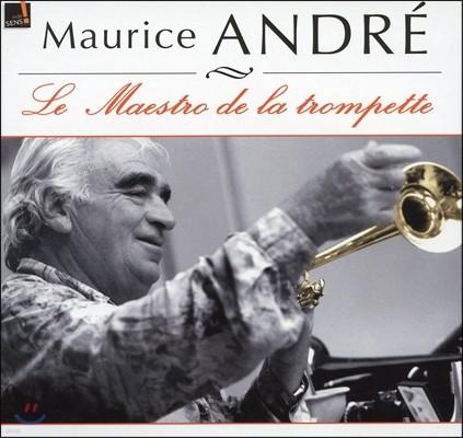 Maurice Andre 모리스 앙드레 트럼펫 연주집 [재즈풍 소품집] (Le Maestro De La Trompette)