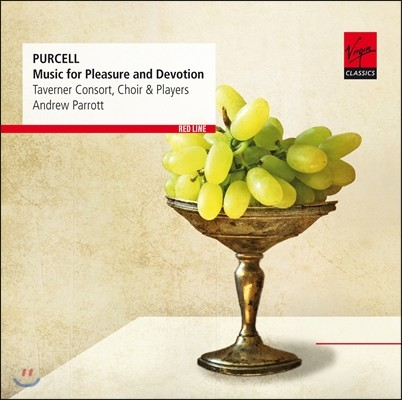 Andrew Parrott 퍼셀 : 기쁨과 헌정을 위한 음악 (Music for Pleasure and Devotion)