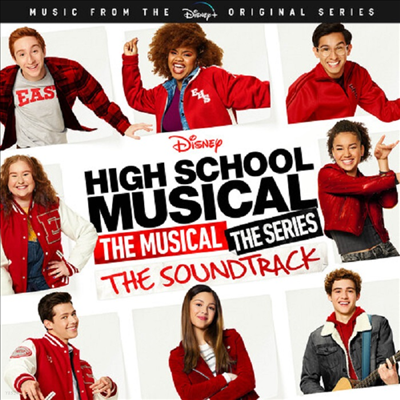 O.S.T. - High School Musical: The Musical The Series (하이 스쿨 뮤지컬 : 더 뮤지컬 더 시리즈) (Soundtrack)(CD)