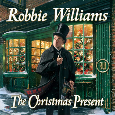 Robbie Williams - The Christmas Present (Deluxe Edition) 로비 윌리엄스 크리스마스 앨범