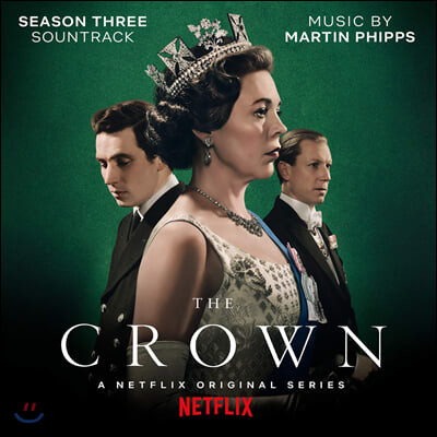 더 크라운 시즌3 넷플릭스 드라마음악 (The Crown: Season 3 Soundtrack From The Netflix Original Series)