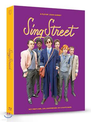싱 스트리트 (1Disc 스틸북 한정판 Btype) : 블루레이
