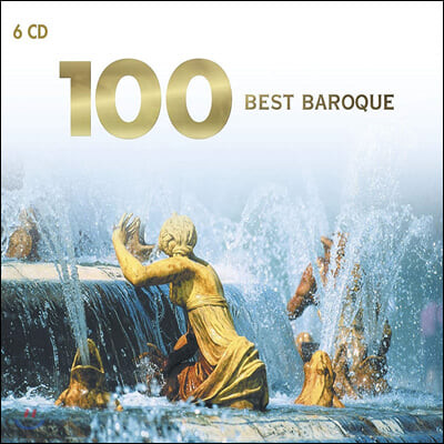 바로크 음악 베스트 100 (100 Best Baroque)