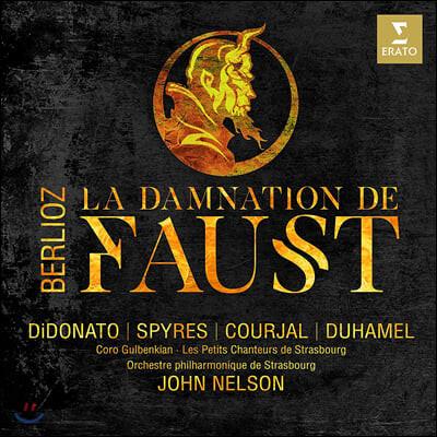 John Nelson 베를리오즈: 파우스트의 천벌 (Berlioz: La Damnation de Faust)