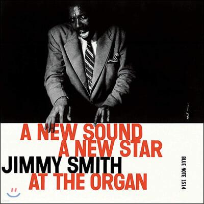 Jimmy Smith (지미 스미스) - New Sound - A New Star. Vol. 2