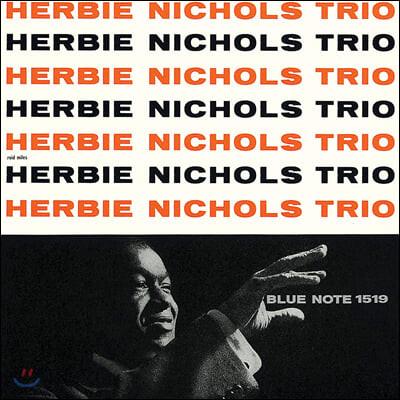 Herbie Nichols (허비 니콜스) - Herbie Nichols Trio