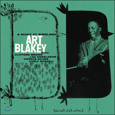 Art Blakey Quintet (아트 블랭키 퀸텟) - A Night At Birdland, Vol. 2