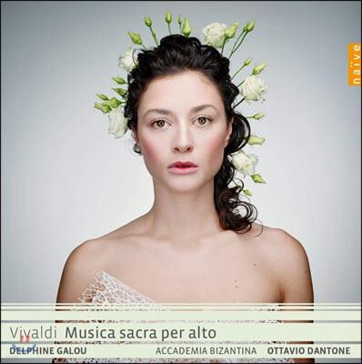 Delphine Galou 비발디: 알토를 위한 종교 작품집 (Vivaldi: Musica sacra per Alto)