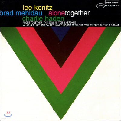 Lee Konitz (리 코니츠) - Alone Together [2LP]