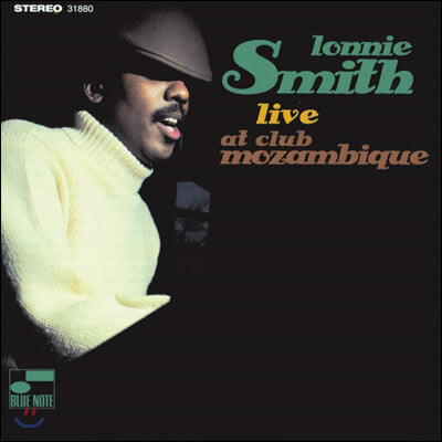 Lonnie Smith (로니 스미스) - Live At Club Mozambique [2LP]