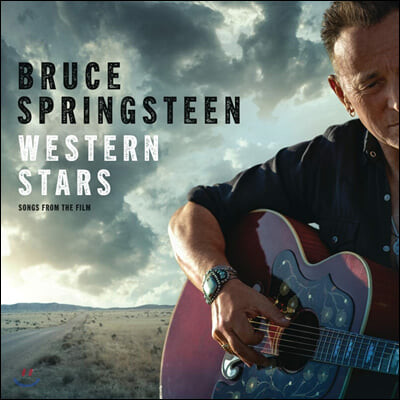 Bruce Springsteen (브루스 스프링스틴) - Western Stars: Songs From The Film [다큐멘터리 OST] [2LP]