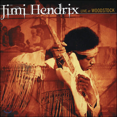Jimi Hendrix (지미 헨드릭스) - Live At Woodstock