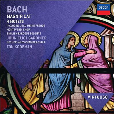 John Eliot Gardiner 바흐: 마니피카트, 모테트 (Bach: Magnificat, 4 Motets)