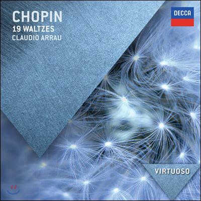 Claudio Arrau 쇼팽: 왈츠 (Chopin: Waltzes)