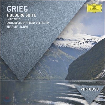 Neeme Jarvi 그리그: 홀베르그 모음곡, 서정 모음곡 (Grieg: Holberg Suite, Lyric Suite & Norwegian Dances)