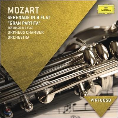 Orpheus Chamber Orchestra 모차르트: 세레나데 - 오르페오스 체임버 오케스트라 (Mozart: Serenade No. 10 in B flat major, K361 'Gran Partita')