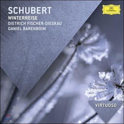 Dietrich Fischer-Dieskau 슈베르트: 겨울나그네 (Schubert: Winterreise D.911)