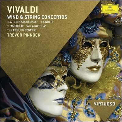 Lisa Beznosiuk 비발디: 목관 협주곡 (Vivaldi: Wind. String Concertos)