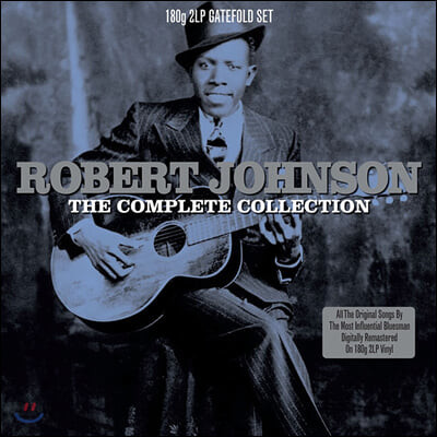 Robert Johnson (로버트 존슨) - The Complete Collection [2LP]