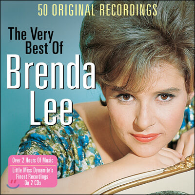 Brenda Lee (브렌다 리) - The Very Best of Brenda Lee
