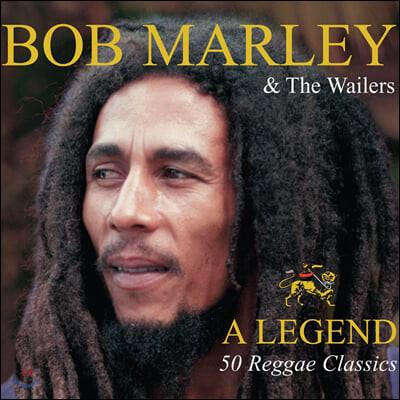Bob Marley (밥 말리) - A Legend: 50 Reggae Classics