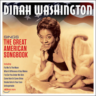 Dinah Washington (디나 워싱턴) - Sings the Great American Songbook