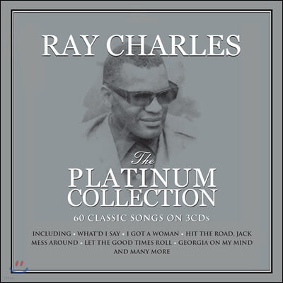 Ray Charles (레이 찰스) - The Platinum Collection