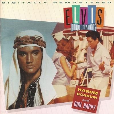 Elvis Presley - Harum Scarum And Girl Happy  [DOUBLE FEATURES]