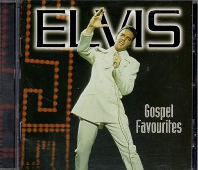 Elvis Presley - Gospel Favorites [호주반]