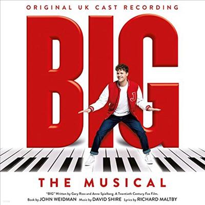 Original London Cast - Big The Musical (빅 더 뮤지컬) (Original London Cast 2019)(CD)