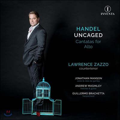 Guillermo Brachetta 헨델: 알토를 위한 칸타타 (Handel: Cantatas for Alto)