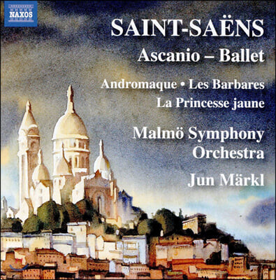 Jun Markl 생상스: 발레음악 '아스카니오', 극음악 작품 서곡 (Saint-Saens: Ascanio: Ballet Music)