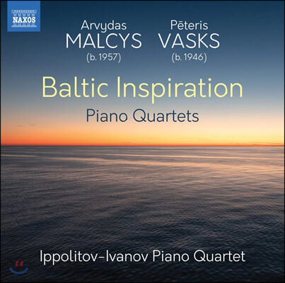 Ippolitov-Ivanov Piano Quartet 발트 지역 작곡가들의 피아노 사중주 작품집 (Baltic Inspiration - Piano Quartets)
