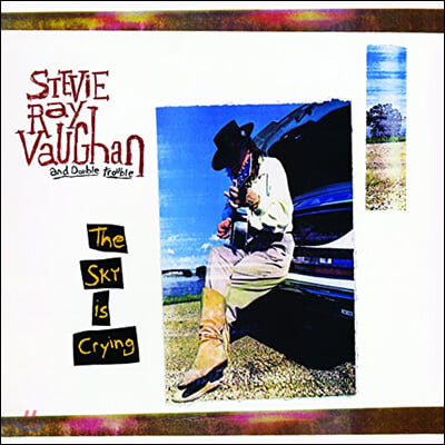 Stevie Ray Vaughan (스티비 레이 본) - The Sky Is Crying [2LP]