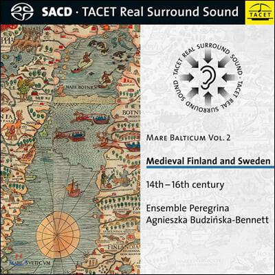 Ensemble Peregrina 14-16세기 핀란드와 스웨덴의 중세 음악 (Mare Balticum Vol. 2. Medieval Finland and Sweden. 14th-16th)