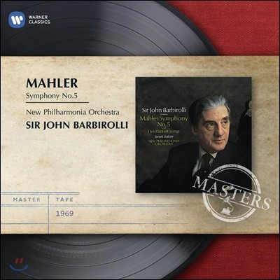 John Barbirolli 말러: 교향곡 5번 - 존 바비롤리 (Mahler: Symphony No.5)