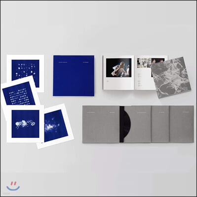 Olafur Arnalds (올라퍼 아르날즈) - Re:member (Deluxe Edition) [4LP 박스 세트]
