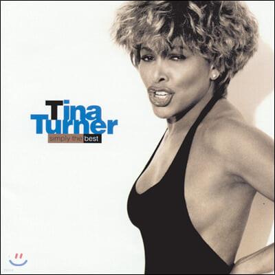Tina Turner (티나 터너) - Simply The Best [2LP]